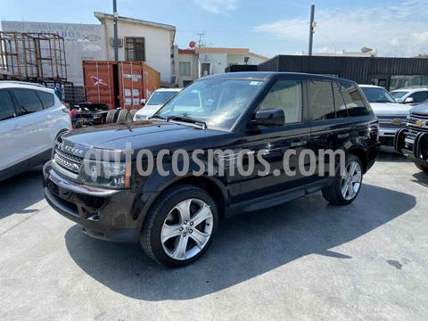 Land Rover Range Rover SC Sport  usado (2010) color Negro precio $320,800
