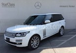 Foto venta Auto usado Land Rover Range Rover V8 5 Pasajeros (2015) color Blanco precio $1,629,900