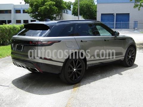 Land Rover Range Rover 4.6 V8,4.6i,16v A 2 2 usado (2018) color Negro precio u$s25.000