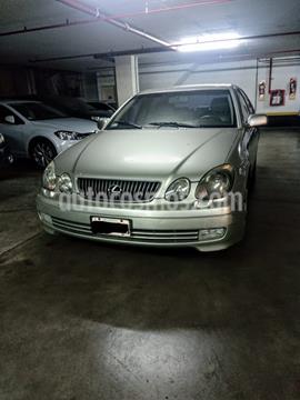 Lexus GS 300 usado (2002) color Plata precio $950.000