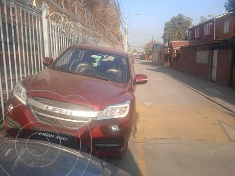 Lifan X60 1.8L EX usado (2021) color Rojo precio $9.200.000