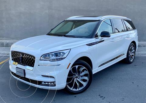 Lincoln Aviator 4.6L 4x4 Ultimate usado (2020) color Blanco precio $1,600,000