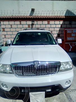 Lincoln Aviator 4.6L 4x4 Ultimate usado (2005) color Blanco precio $90,000