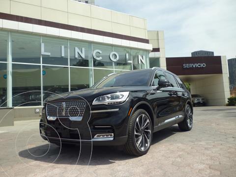 Lincoln Aviator Reserve usado (2020) color Negro precio $1,250,000