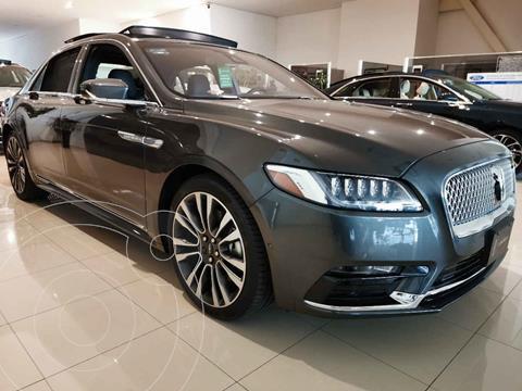 Lincoln Continental Reserve usado (2019) color Negro precio $999,000