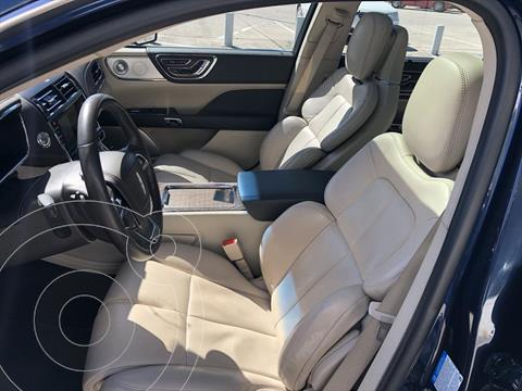 Lincoln Continental Reserve usado (2018) color Azul Marino precio $649,000