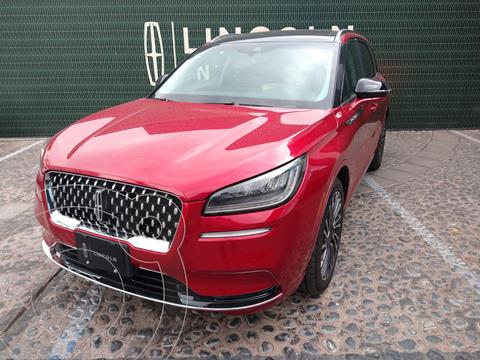 Lincoln Corsair 2.0L usado (2020) color Rojo financiado en mensualidades(enganche $273,250)