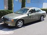 Foto venta Auto usado Lincoln LS 3.9L V8 Sport Premium (2000) color Verde Oliva precio $65,000