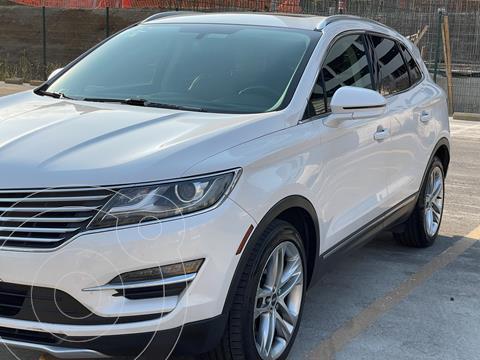Lincoln MKC Reserve usado (2016) color Blanco Platinado precio $350,000
