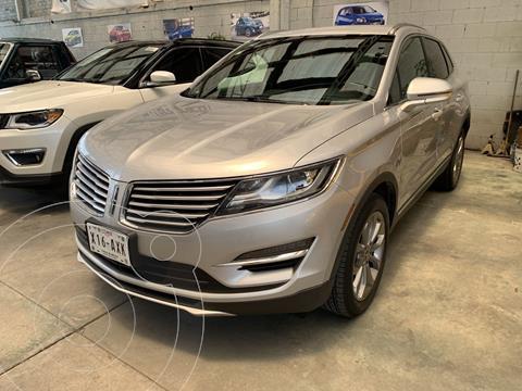 Lincoln MKC Select usado (2018) color Plata Dorado precio $413,000