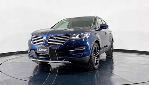 Lincoln MKC Reserve usado (2017) color Azul precio $434,999