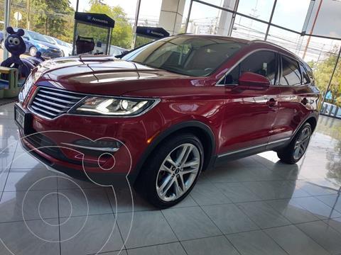 Lincoln MKC Reserve usado (2016) color Rojo precio $370,000