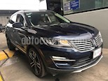 Foto venta Auto usado Lincoln MKC Reserve (2017) color Azul precio $449,000