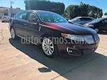 Foto venta Auto usado Lincoln MKS 3.7L Aut color Rojo Sangria precio $250,000