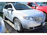 Foto venta Auto usado Lincoln MKX 3.7L 4x2 Navegacion color Plata precio $215,000