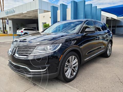 Lincoln MKX RESERVE usado (2017) color Negro precio $440,000