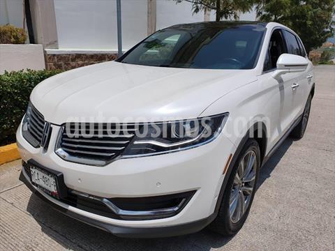 foto Lincoln MKX RESERVE usado (2016) color Blanco precio $430,000