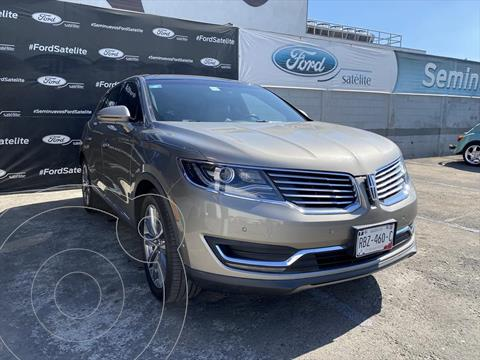 Lincoln MKX RESERVE usado (2016) color Gris Oscuro precio $430,000