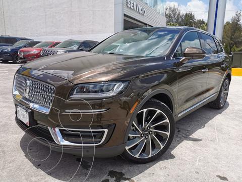 Lincoln MKX 2.7L 4x4 usado (2019) color Bronce precio $755,000