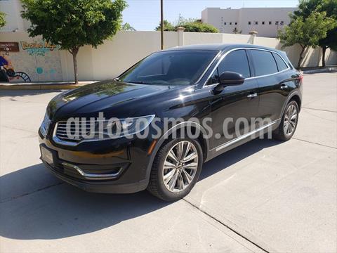 Lincoln MKX RESERVE usado (2016) color Negro precio $375,000