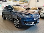 Lincoln MKX RESERVE usado (2017) color Azul Marino precio $460,900
