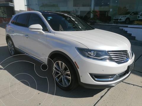 Lincoln MKX RESERVE usado (2017) color Blanco precio $490,000