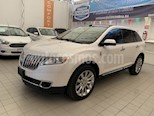Foto venta Auto usado Lincoln MKX PREMIUM 4X4 (2015) color Blanco precio $345,000