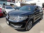 Foto venta Auto usado Lincoln MKX RESERVE  AWD (2017) color Negro precio $609,900