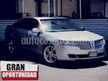 Foto venta Auto usado Lincoln MKZ 4p Premier V6 3L 221 CP Aut (2010) color Plata precio $140,000