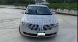 Foto venta Auto usado Lincoln MKZ Elite (2012) color Plata Estelar precio $180,000