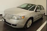 Foto venta Auto usado Lincoln MKZ Elite (2012) color Plata precio $199,000