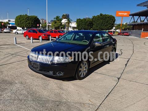 Lincoln MKZ Premium V6 usado (2007) color Negro precio $149,000