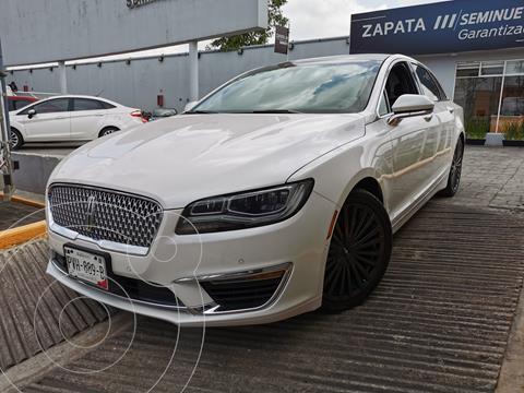 Lincoln MKZ Reserve usado (2017) color Blanco Platinado precio $445,000