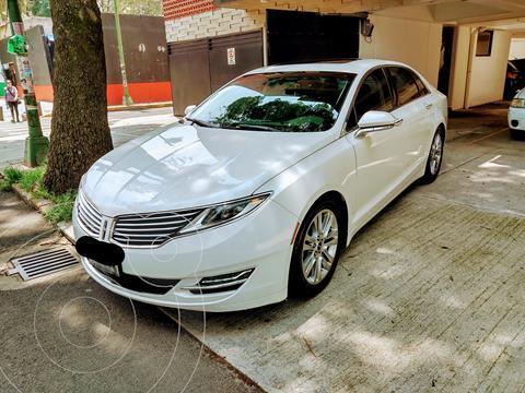 Lincoln MKZ High usado (2014) color Blanco precio $260,000