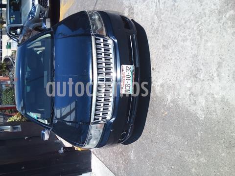 Lincoln MKZ Premium V6 usado (2008) color Azul precio $95,000