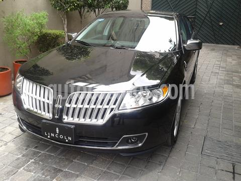 Lincoln MKZ High usado (2012) color Negro precio $150,000