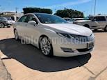 Foto venta Auto usado Lincoln MKZ Reserve (2014) color Blanco Platinado precio $329,000