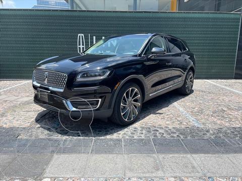 Lincoln Nautilus RESERVE AWD 2.7L V6 usado (2020) color Negro precio $1,291,000