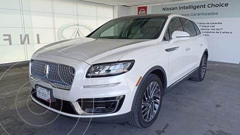 Lincoln Nautilus Select usado (2019) color Blanco precio $710,000