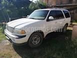 Foto venta Auto usado Lincoln Navigator 5.4L 4x2 (2000) color Blanco precio $60,000