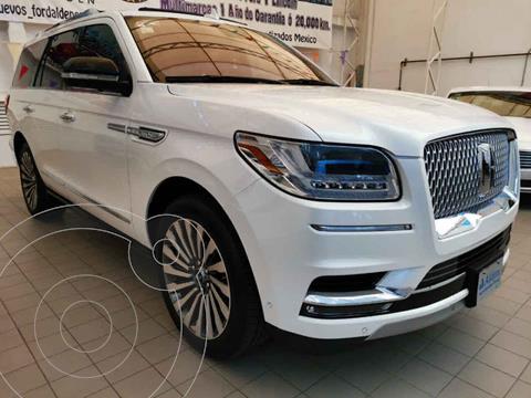 Lincoln Navigator Reserve usado (2018) color Blanco precio $1,129,000