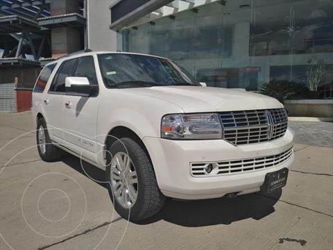 Lincoln Navigator 5P ULTIMATE V8 5.4 AUT usado (2014) color Blanco precio $319,000