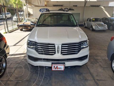 Lincoln Navigator Reserve usado (2017) color Blanco precio $650,000