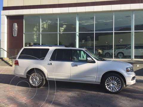 Lincoln Navigator Reserve Larga usado (2016) color Blanco precio $550,000