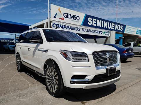 Lincoln Navigator Reserve Corta usado (2019) color Blanco precio $1,290,000