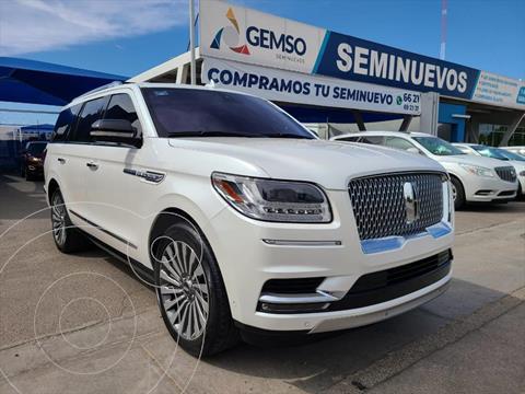 Lincoln Navigator Reserve Corta usado (2018) color Blanco precio $1,200,000