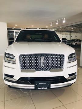 Lincoln Navigator Reserve Larga  nuevo color Blanco precio $2,113,000