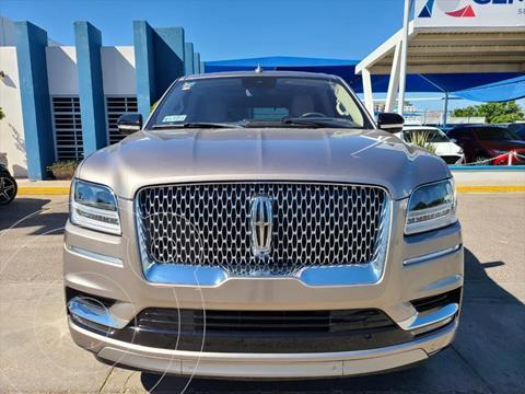 Lincoln Navigator Reserve Corta usado (2020) color Champagne precio $1,540,000