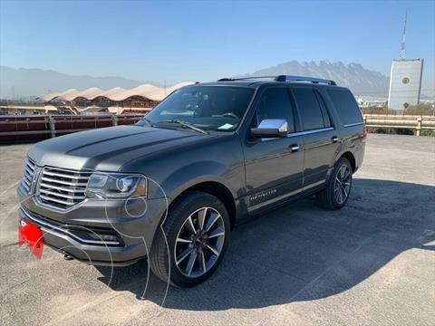 Lincoln Navigator 4X4 RESERVE usado (2017) color Gris Oscuro precio $670,000