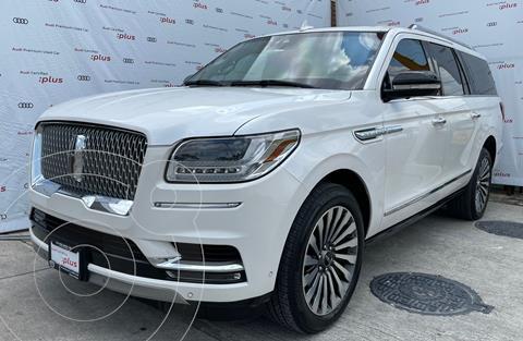 Lincoln Navigator Reserve Larga usado (2019) color Blanco precio $1,850,000